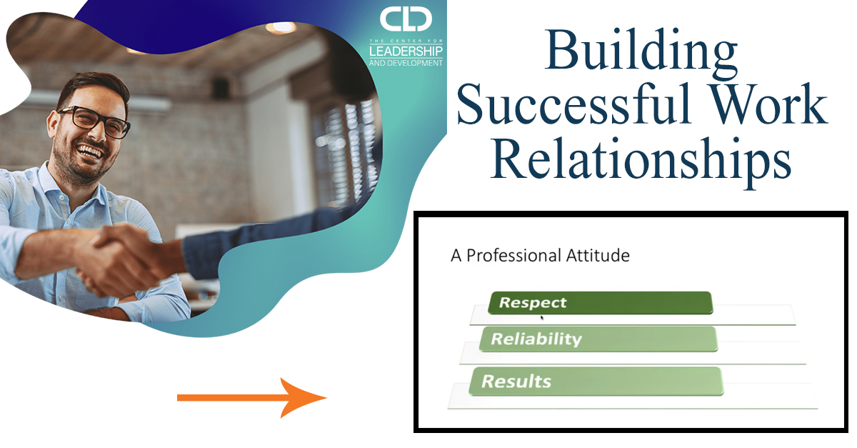 CLD x Building Successful Work Relationships Youtube Image