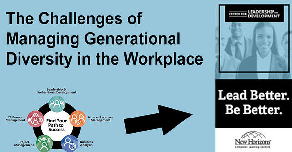 CLD x Generational Diversity in the Workplace Youtube Image