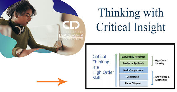 CLD x Thinking with Critical Insight