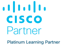 Cisco platinum learning partner