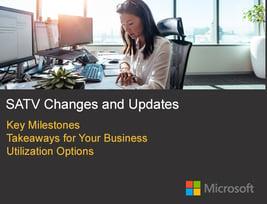 Microsoft SATV Updates