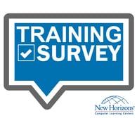 NHLG Training Survey