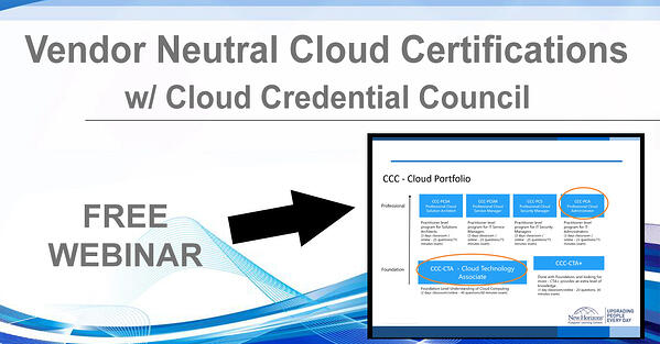 NHLG x Cloud Credential Council Youtube Image