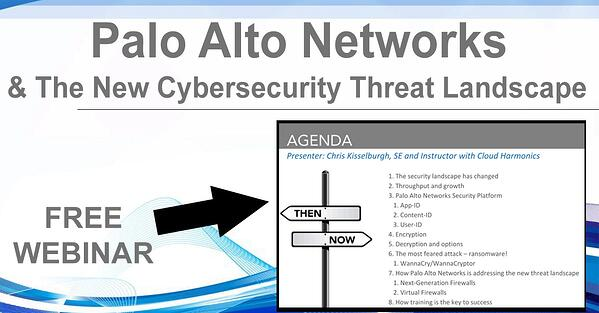 NHLG x Cybersecurity Now PAN Youtube Image