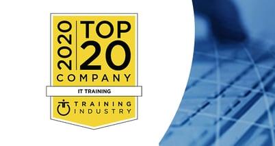 Top IT Training Company - Top 20 2020