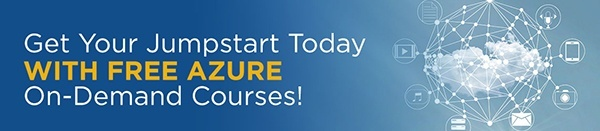 Begin Free Microsoft Azure On-Demand Courses