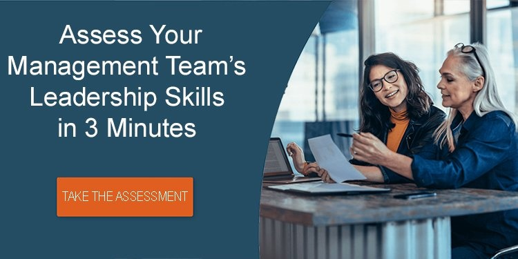 Assess Your Company's Leadership Skills in 3 Minutes