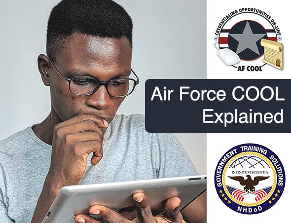 AF Cool Explained DOD