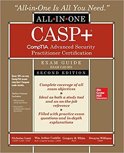 CASP+ Book
