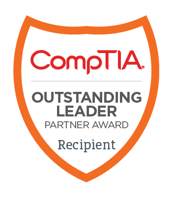 CompTIA - 2019 Outstanding Leader Partner Award