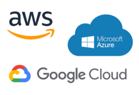 Comparing AWS Azure Google Cloud