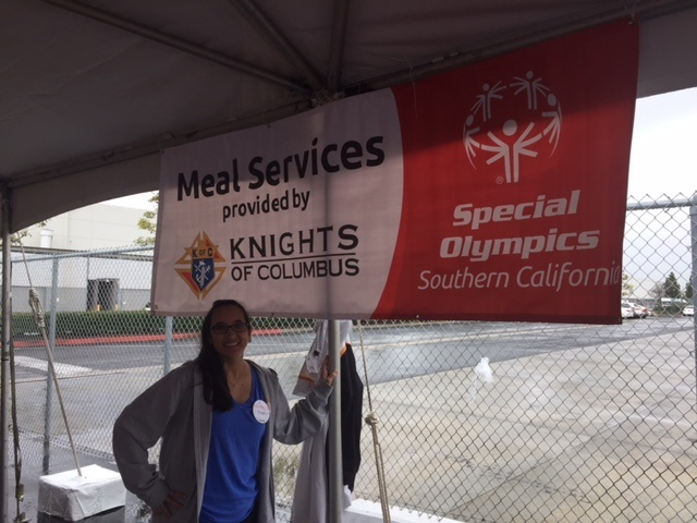 In The Community Special Olympics
