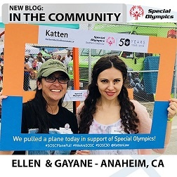 Ellen and Gayane - Anaheim CA
