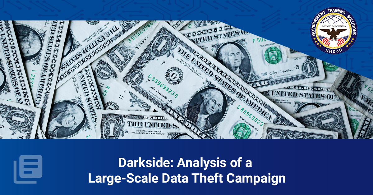 The Darkside ransomware