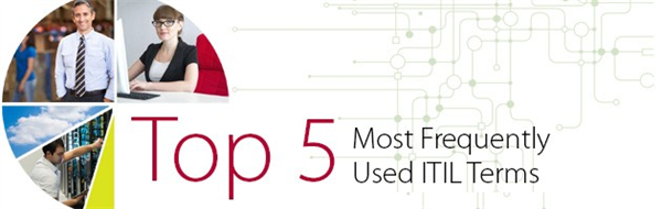ITIL Defined: Top 5 Most Frequently Used ITIL Terms