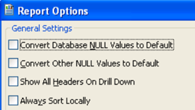 How to Cull the Null in Crystal Reports